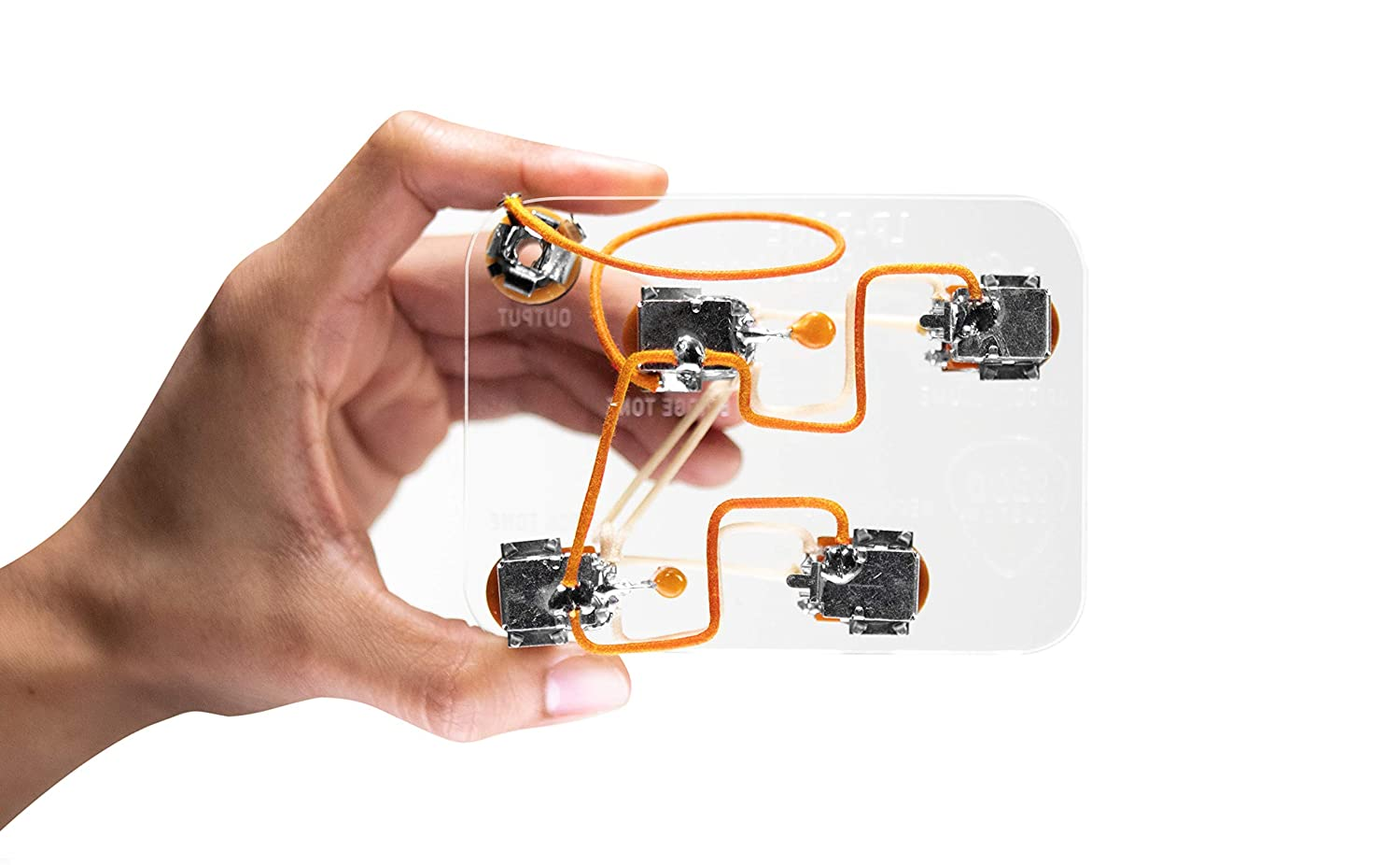 920d Custom Shop Les Paul Jimmy Page Wiring Harness W Switchcraft For Toggle 920 6361 Christmas Gift Store