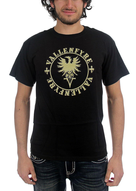 Vallenfyre - Mens Label T-Shirt In Black