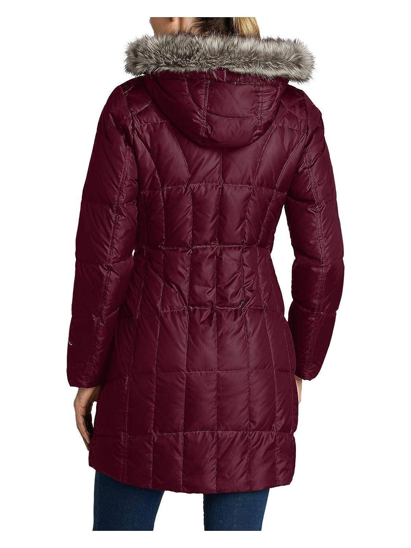 e22c48c1d12da Amazon.com  Eddie Bauer Women s Lodge Down Parka  Clothing
