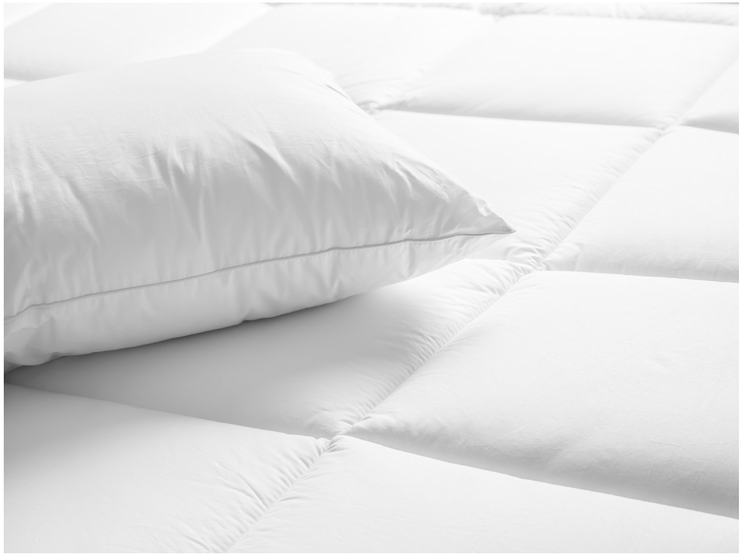 today white alternative overstock product all luxury down comforter season bath collection duvet insert shipping bedding free cheer