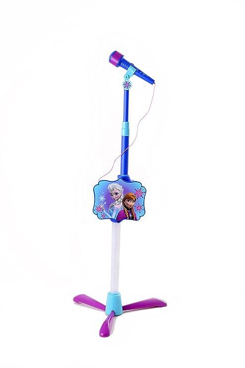 Sakar Frozen - Micrófono de Pie