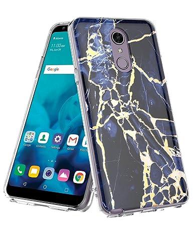 Amazon.com: Funda para LG Stylo 4, diseño de mármol ...