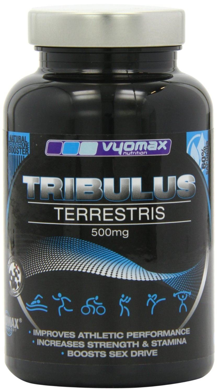 (10 PACK) - Vyomax Tribulus Terrestris Capsules | 100s | 10 PACK - SUPER SAVER - SAVE MONEY