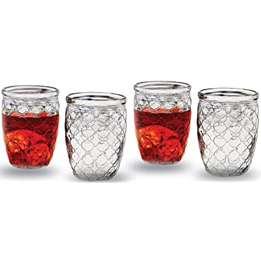 Circleware 68124 Garden Gate Glassware Products