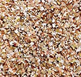 (US) Dusty Peach Rose Gold Copper Confetti Mix Biodegradable Vintage Wedding Party Decorations Decor Throwing Send Off EcoFriendly Environmentally Friendly Compostable InsideMyNest (25 Handfuls)