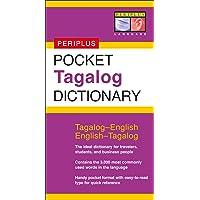 Pocket Tagalog Dictionary: Tagalog-English/English-Tagalog