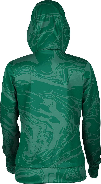School Spirit Sweatshirt Ripple ProSphere Wright State University Girls Zipper Hoodie