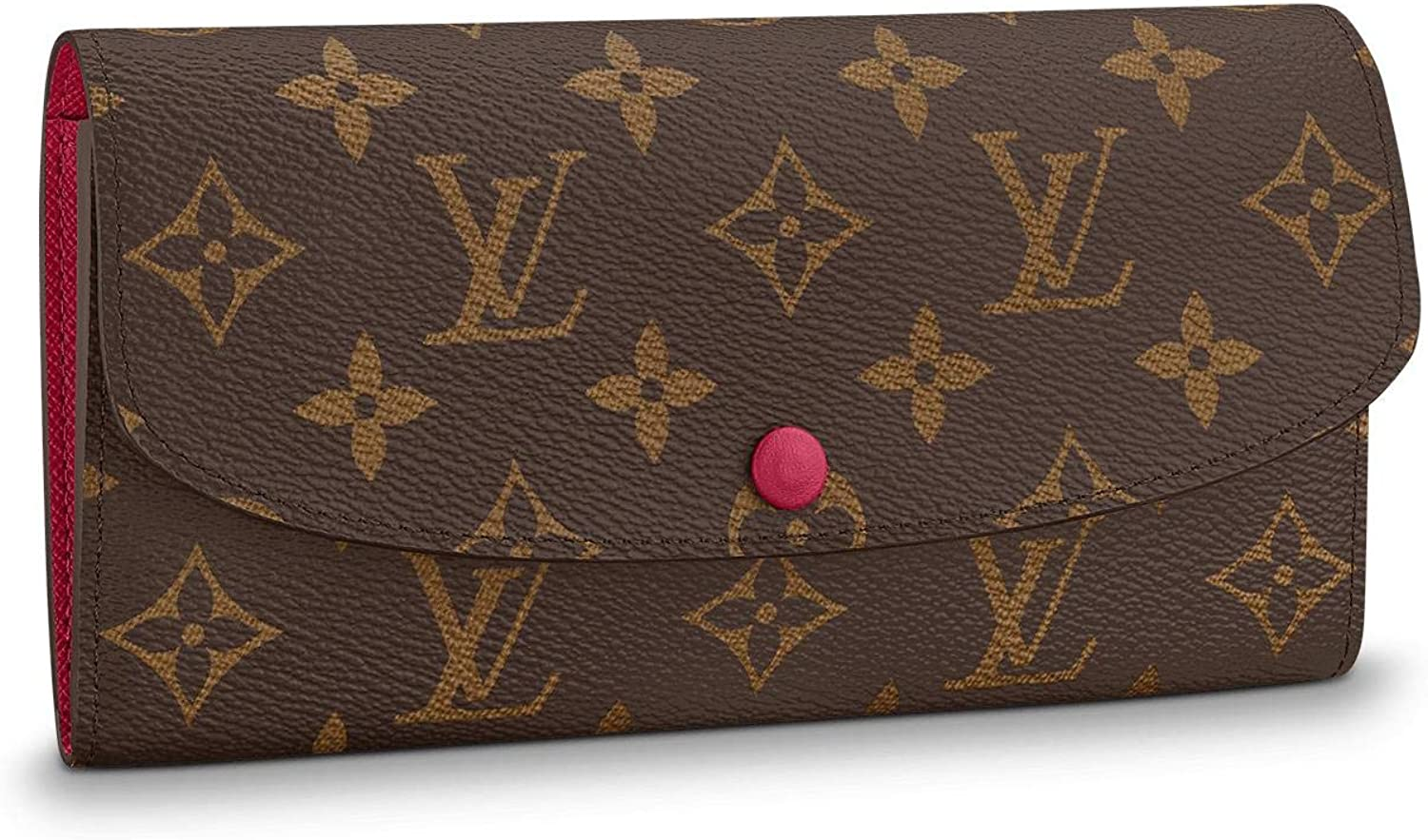 Louis Vuitton Emilie Wallet Monogram Canvas