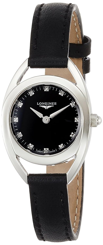 [ロンジン]LONGINES 腕時計 ロンジン イクエストリアン コレクション クォーツ L6.135.4.57.0 レディース 【正規輸入品】 B076V9SRCV
