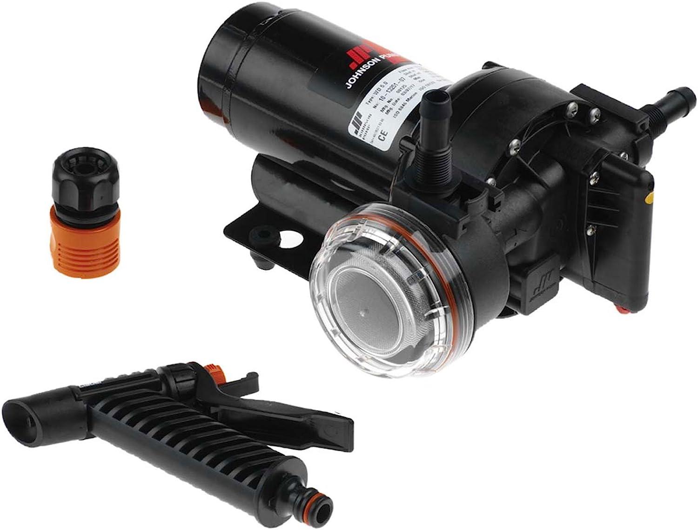 Johnson Pumps 10-13407-07 Aqua Jet 5.2 Wash Down Pump, 12V