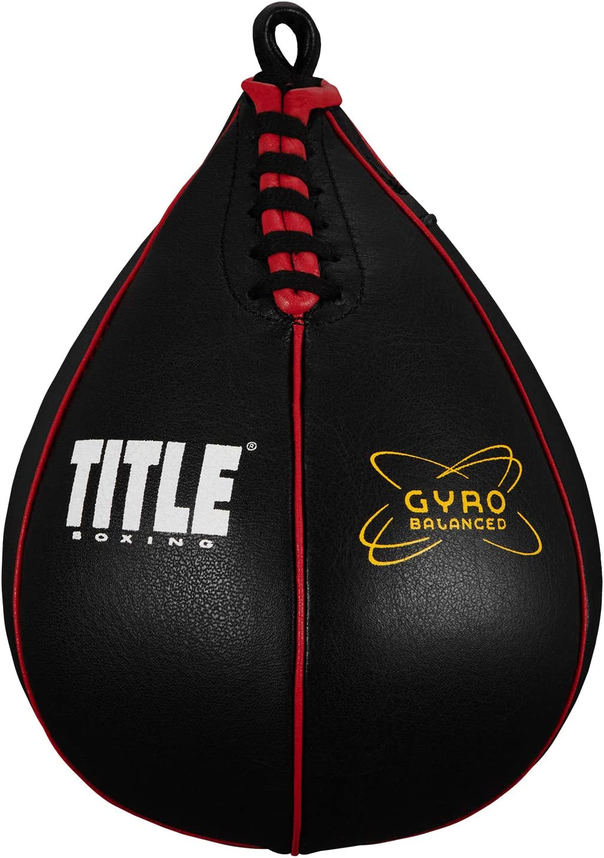 title boxing gyro-balanced