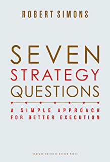 Amazon levers of control how managers use innovative control seven strategy questions a simple approach for better execution fandeluxe Choice Image