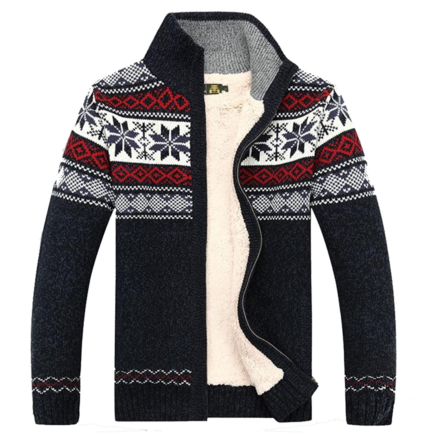 ICEWEAR Baldur Norwegian Cotton Sweater at Amazon Men's Clothing ...