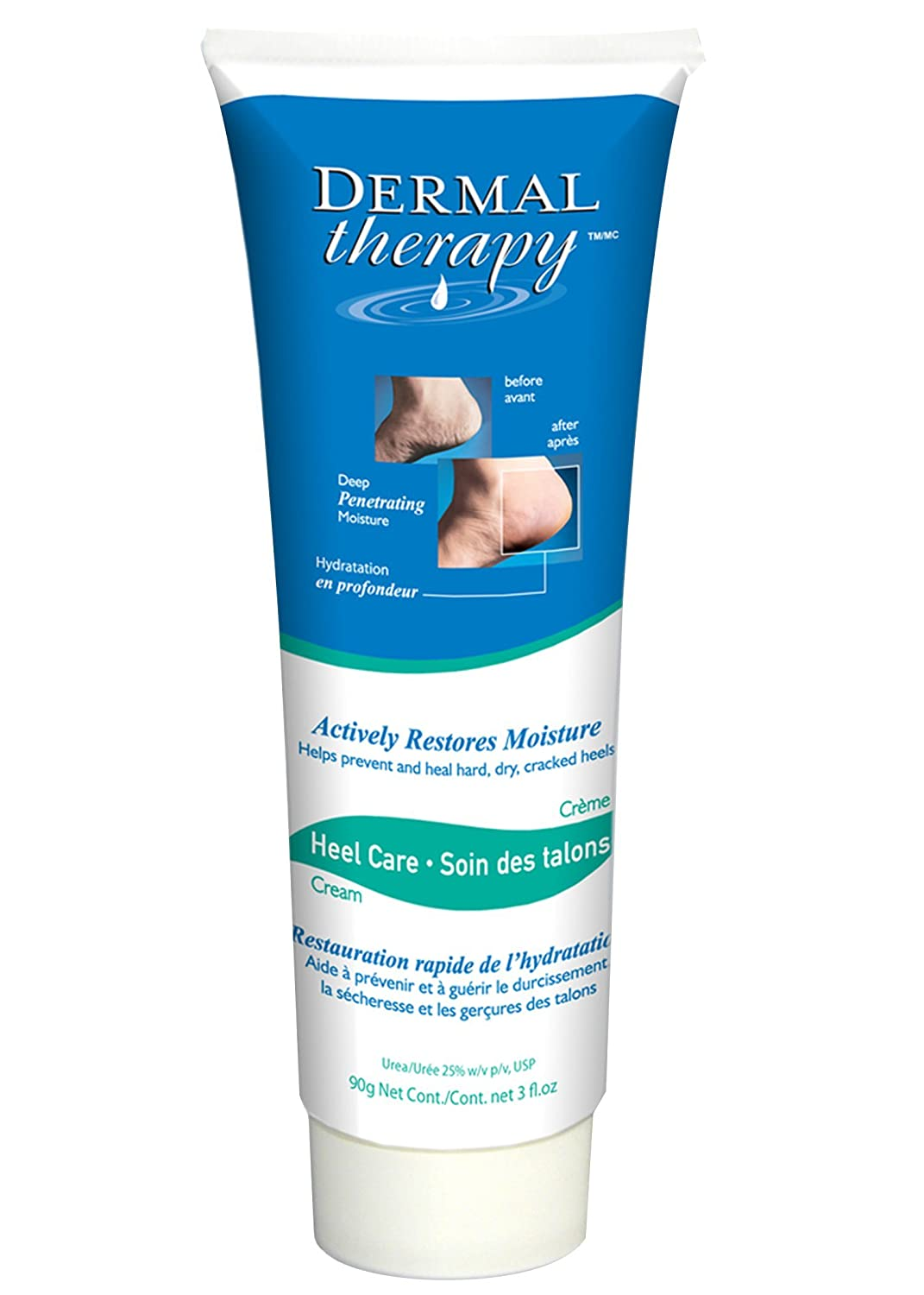 Bayer Dermal Therapy Heel Care, 90ml