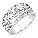 Amazon Price History for:925 Sterling Silver Victorian leaf Filigree Ring