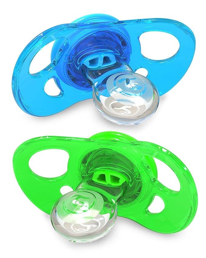 Twistshake 78089 - Chupete, color azul verde: Amazon.es: Bebé