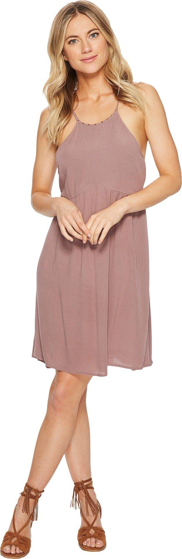 Volcom Junior's What A Stud High Neck Dress, Purple Haze, S