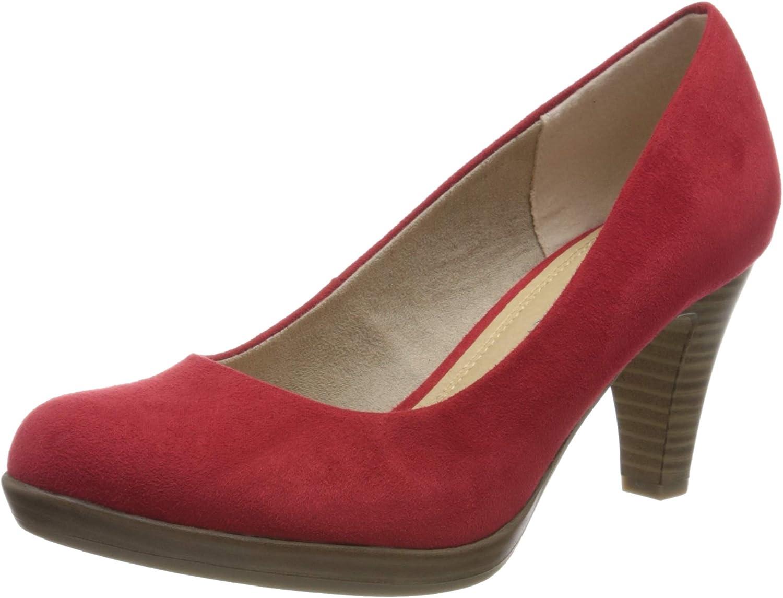 MARCO TOZZI 2-2-22411-34, Zapatos de Tacón para Mujer