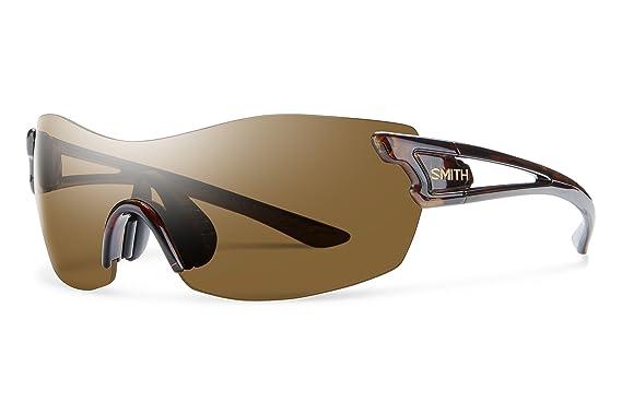 Smith Optics - Gafas de Sol Deportivas Unisex con Marco de Tortuga Color marrón