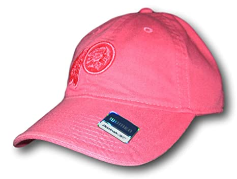 Image Unavailable. Image not available for. Color  Fan Apparel Washington  Redskins Hot Pink Women s Adjustable Hat Cap c1404a8bb