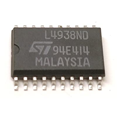1 pieza l4938nd Dual Multifunction Voltage Regulator IC | VCC 28 V, carcasa de So de 20: Industria, empresas y ciencia
