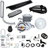 "Anbull 80CC 26"" 28"" Bicycle Engine Kit, Bike Bicycle Motorized 2 Stroke Petrol Gas Motor Engine Kit"
