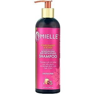 MIELLE Mielle pomegranate & honey shampoo, 12 Fl Ounce