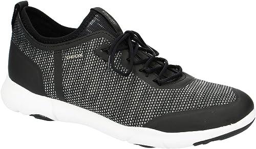 Dónde Agresivo portón  Geox U Nebula X (U826BA) Mens Trainers: Amazon.co.uk: Shoes & Bags