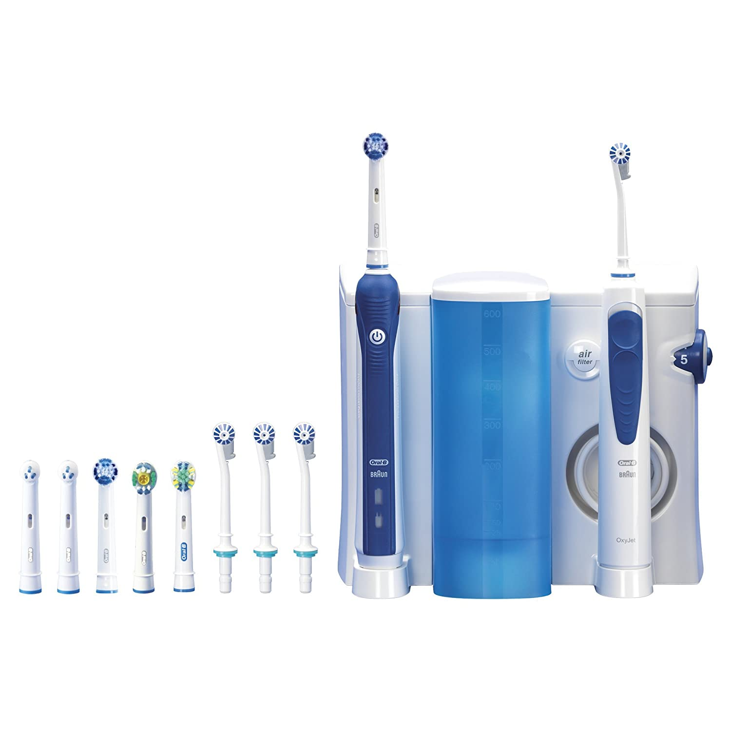 Professional Care Center 3000 brushing system and dental water jet   Amazon.co.uk  Health   Personal Care bb05ce79d3f7