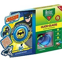 Relec Pulsera Antimosquitos Batman - Eficaz contra el