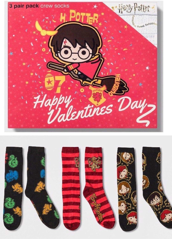 Hyp Mujer Harry Potter feliz día de San Valentín caja de regalo ...