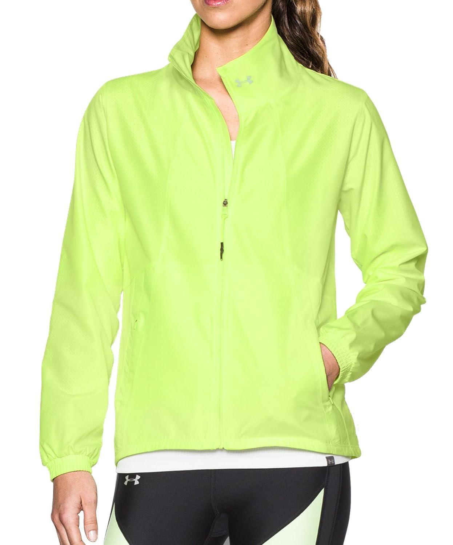 Under Armour UA International Jacket Chaqueta, Mujer 1290886-911