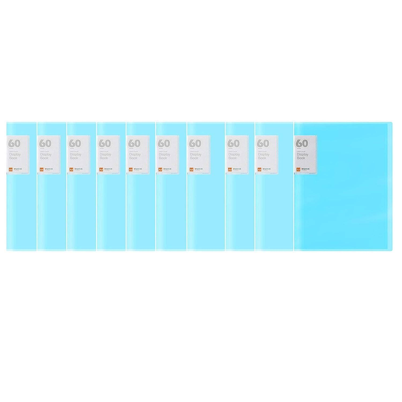 Office Supplies Informationsbroschüre, A4-Einlage, transparente Innenseite aus PP-Menüordner aus Kunststoff, geeignet für Studenten B07NTVSGSD | Günstigstes