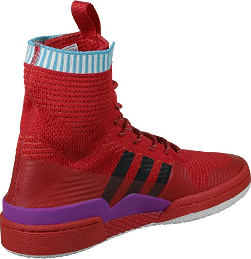 adidas Forum Winter PK, Zapatillas de Deporte Unisex Adulto, Rojo ...