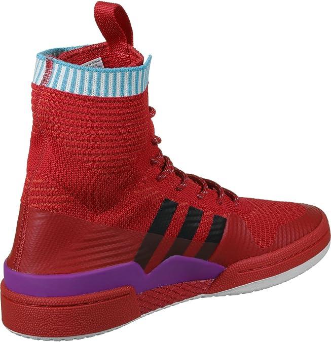 adidas Forum Winter PK, Zapatillas de Deporte Unisex Adulto, Rojo ...