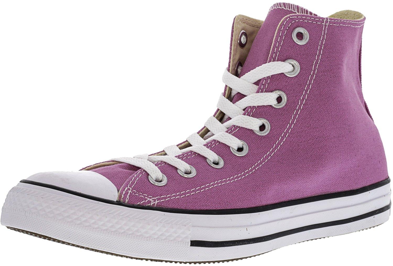 d7af6bd887fe79 Galleon - Converse Chuck Taylor All Star Hi Powder Purple High-Top Fashion  Sneaker - 9.5M 7.5M