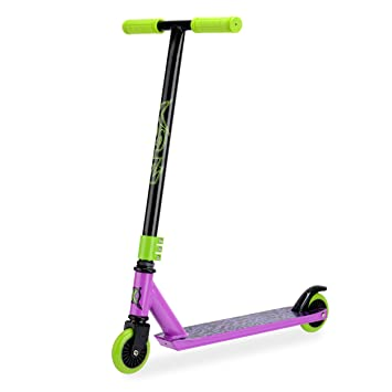 Xootz TY5764 Toxic 360 Spin In-Line Stunt - Patinete: Amazon ...