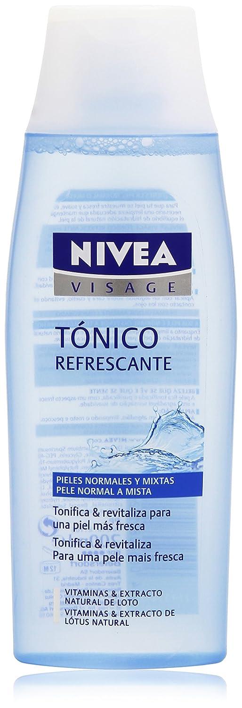 Nivea Visage Tónico Refrescante para Piel Normal, Cara y Rostro - 200 ml: Amazon.es: Amazon Pantry