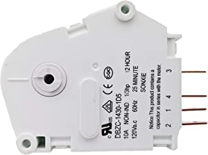 Supplying Demand 241705102 Refrigerator Defrost Timer Fits AP5986785 PS11726371