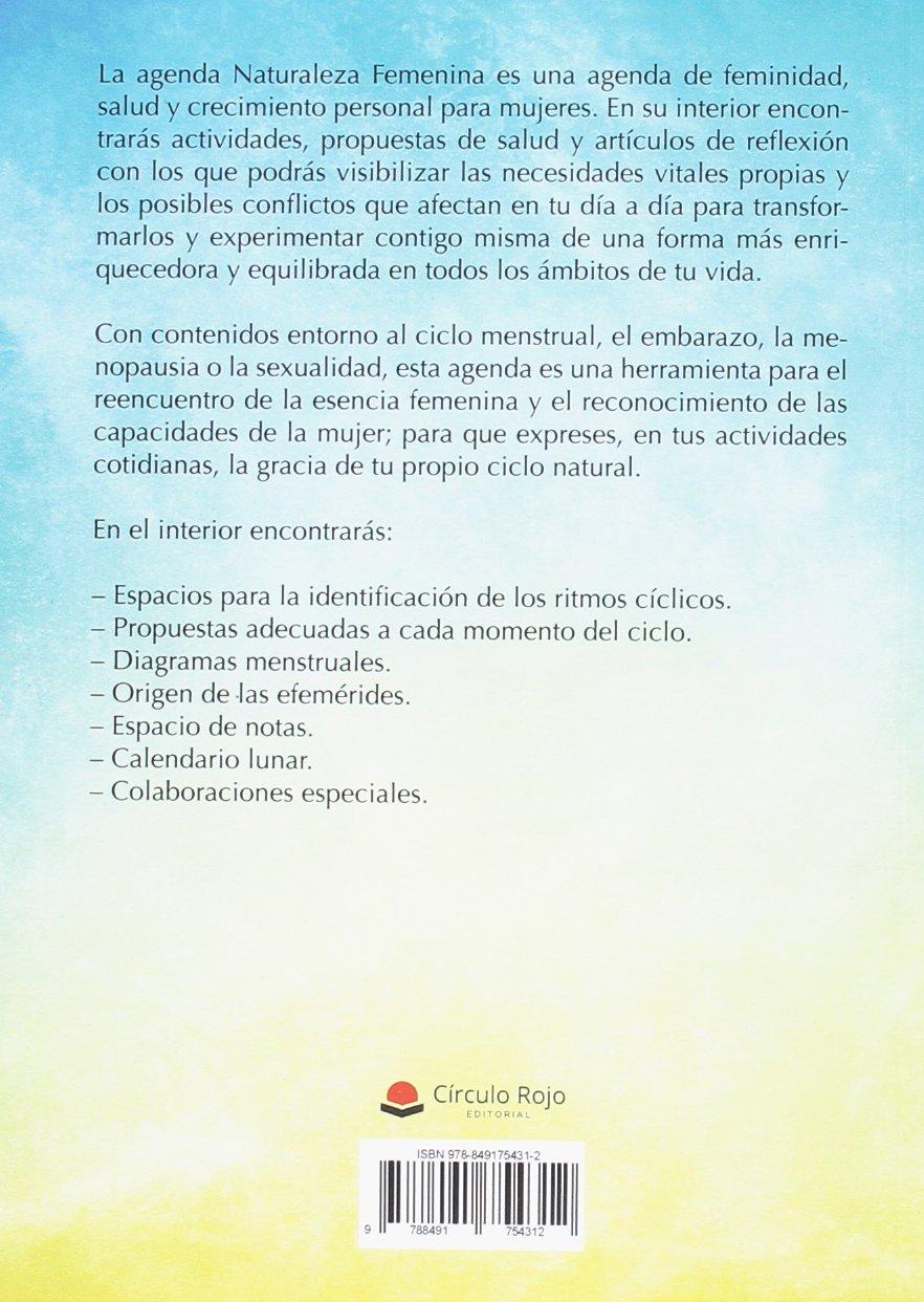 Agenda Naturaleza Femenina 2018: Amazon.es: Ariadna Serra ...