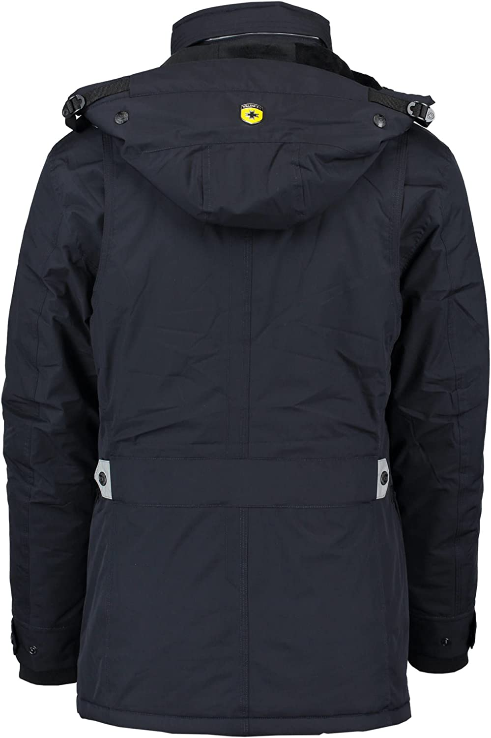 Wellensteyn Feuerland RainbowAirTec Midnightblue Jacke Herren Winter