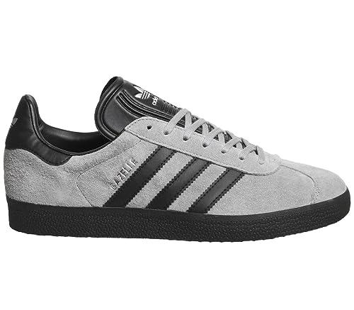 finest selection b2bb9 41e21 Adidas Grigio grey Sneakers 5 Exclusive Gazelle Black Amazon