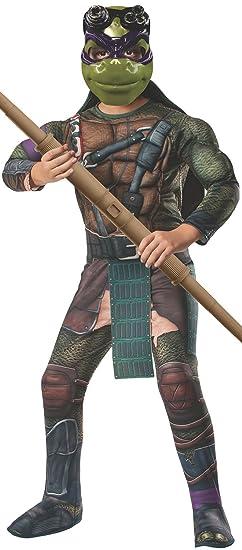 Amazon.com: Teenage Mutant Ninja Turtles Deluxe Muscle-Chest ...