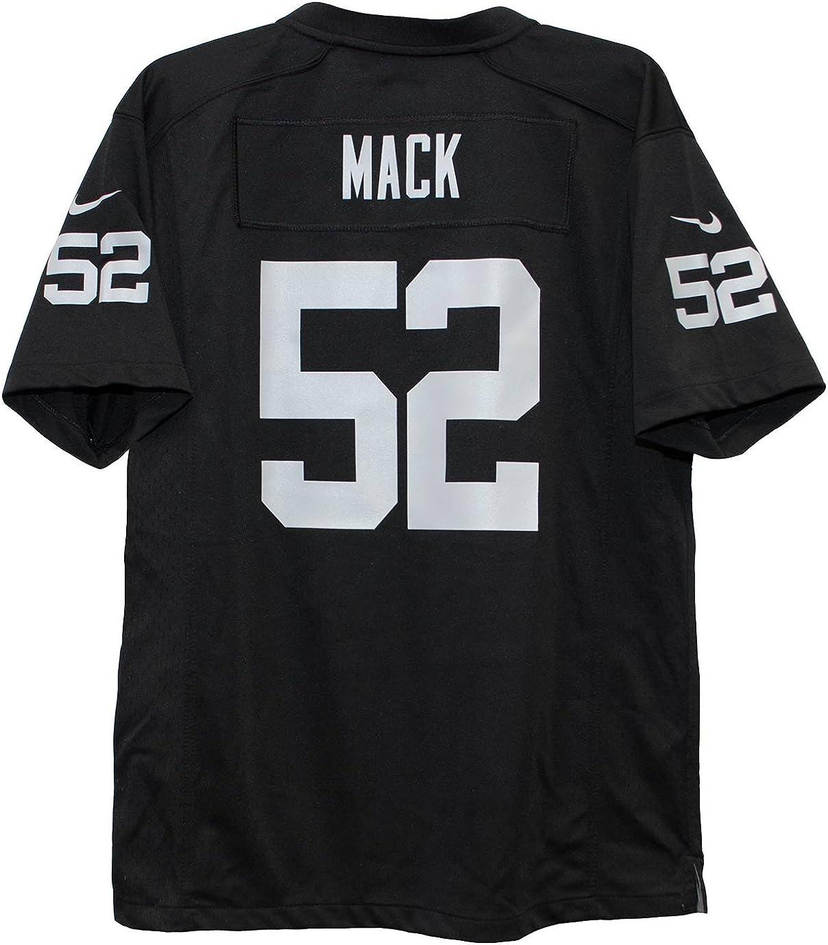 Nike Youth Oakland Raiders Khalil Mack #52 Player Jersey