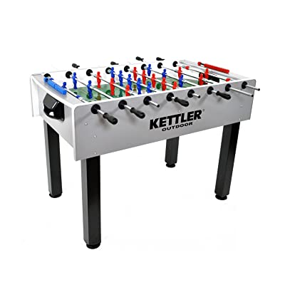 Kettler Carbon Outdoor Foosball Table : Sports & Outdoors