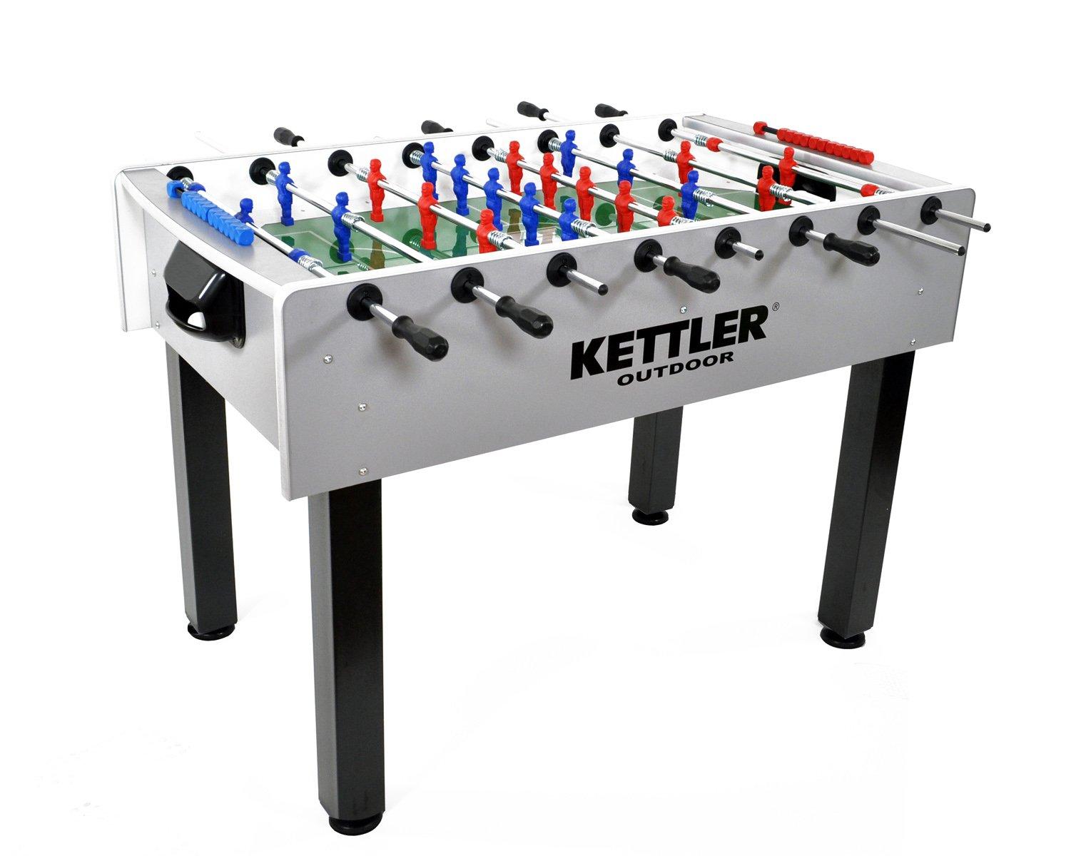 Kettler Carbon Outdoor Foosball Table by Kettler