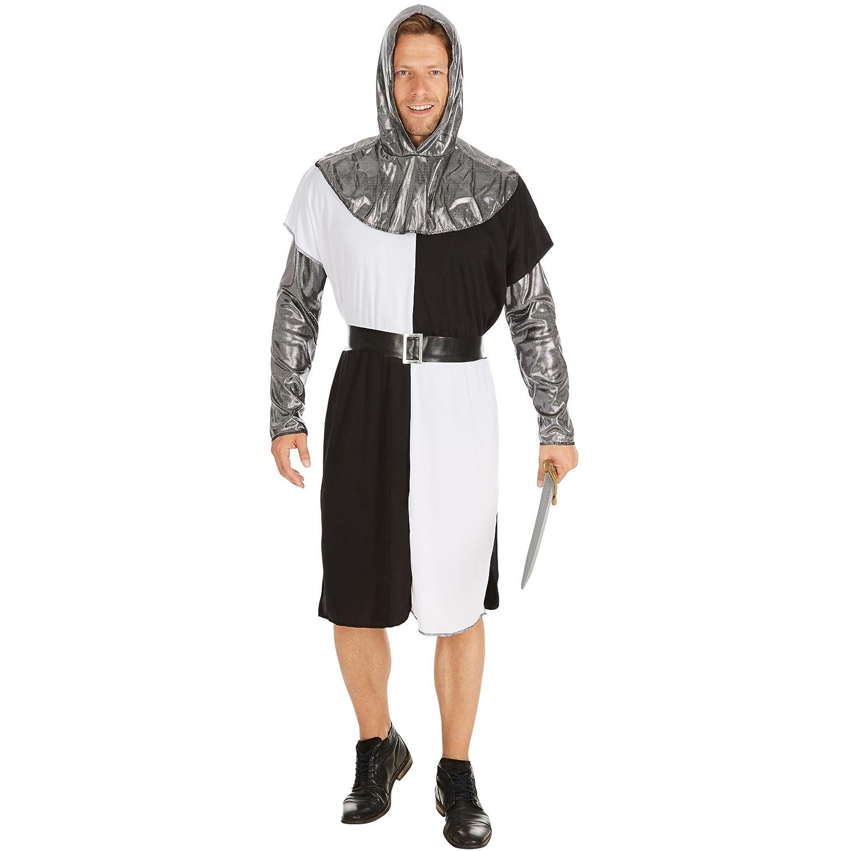 TecTake dressforfun Disfraz de Caballero Medieval para ...