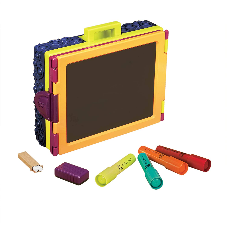 B. toys by Battat BX1487Z Portable Easel, Multi-Colour Branford LTD