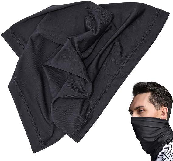 Cano Neck Gaiter Face Cover Scarf Balaclava UV Protection Breathable Bandanas