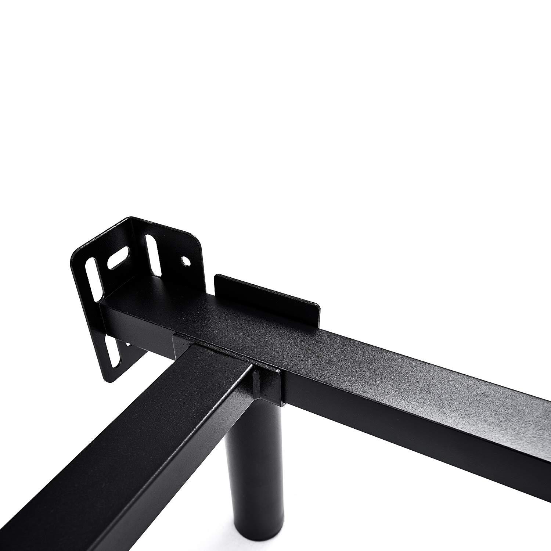 Amazon.com: Homus - Somier de plataforma de acero de alta ...
